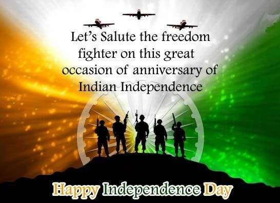 Best 75 Happy Independence Day Images, HD Wallpapers, Greeting and Photos (Free Download)