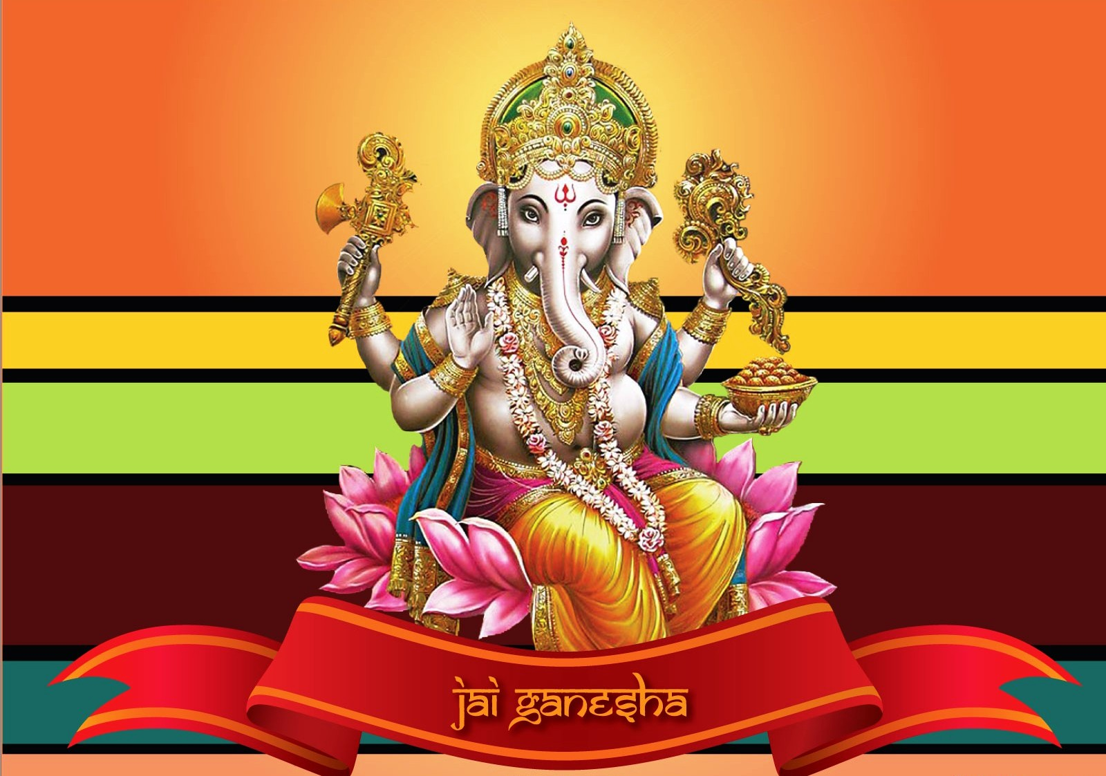 Best Collection of HD Ganpati Images, Photos, Picture, HD Wallpapers, Statue – Ganesh Chaturthi Images (Free Download)