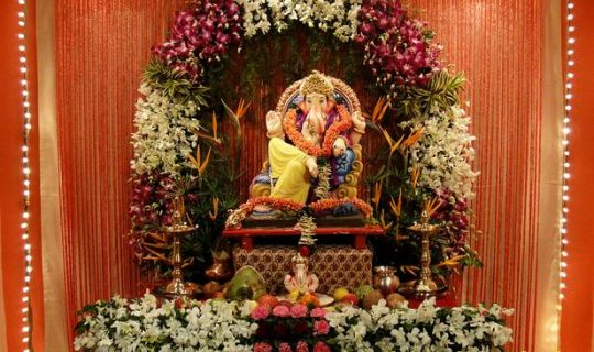 Suggestions For Ganesh Chaturthi Decoration Ideas Images Ganpati