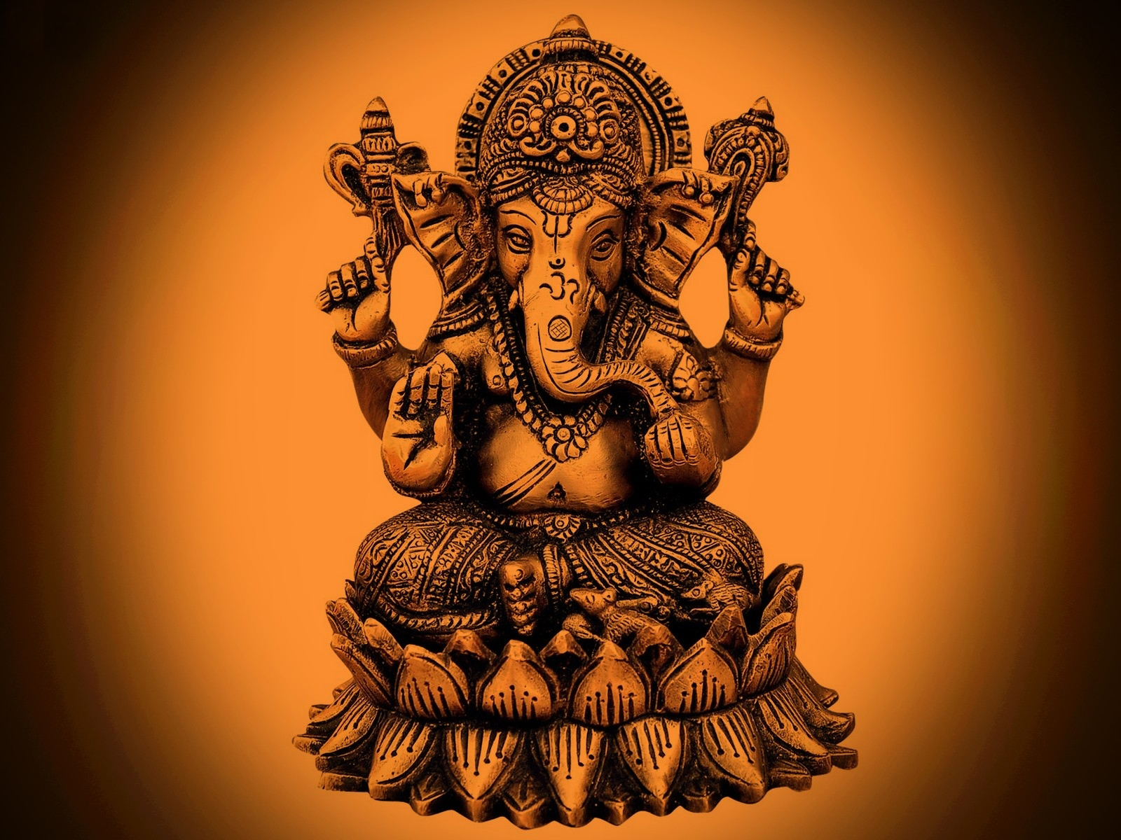 Hd wallpaper ganesh - Ganpati Photo