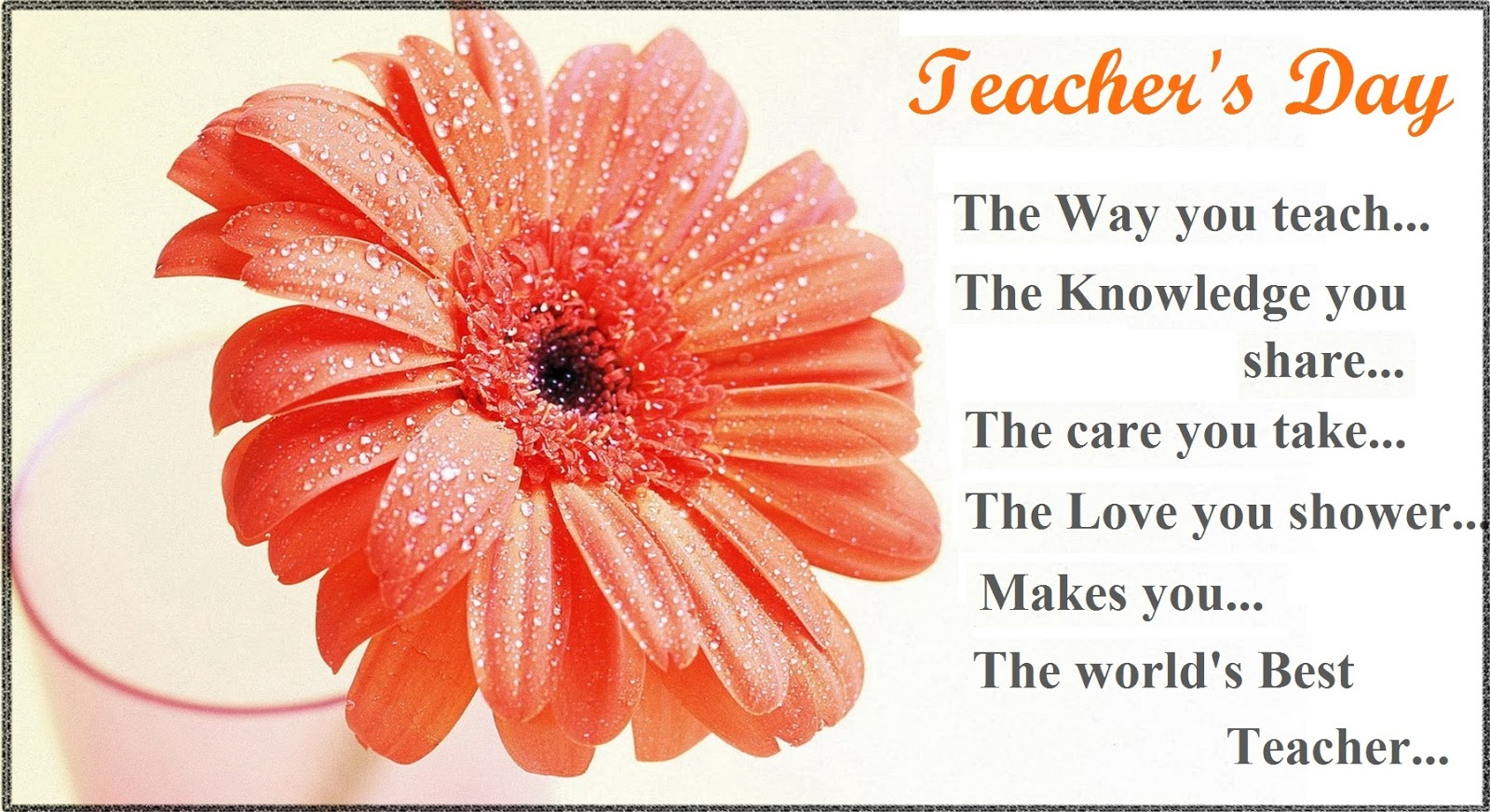 Free Downloads Teacher Day Images For Facebook And HD Wallpaper