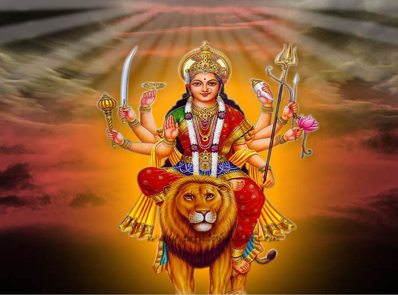 Maa Durga HD Images, Photos, Wallpapers and Picture for Smartphone