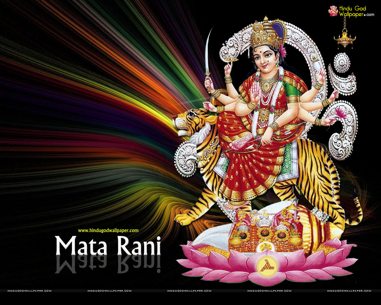 Durga Mata Picture, Images and HD Wallpaper