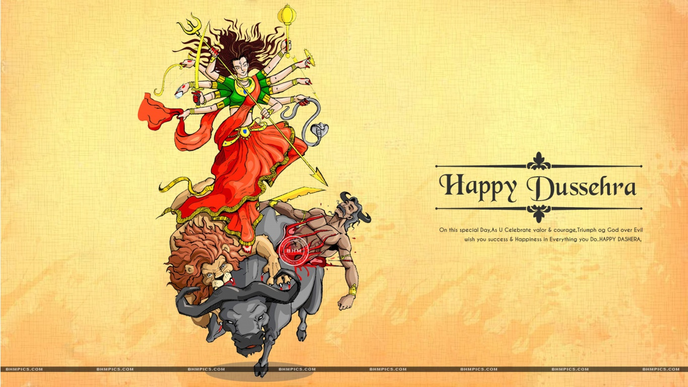 Dussehra Whatsapp Status, Dassehra Facebook Status and Messages