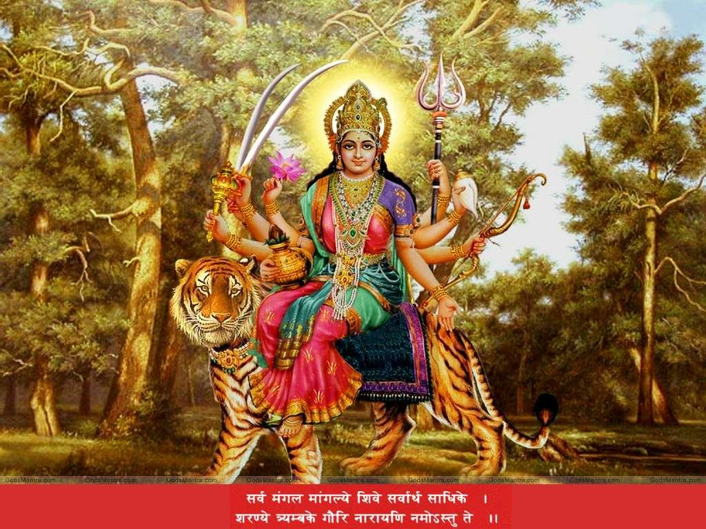 Maa Durga HD Photos, Wallpapers, Images and Picture for Desktop