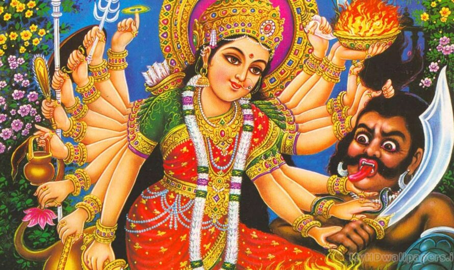 Adorable Maa Durga HD Wallpapers, Images and Pictures Free Download