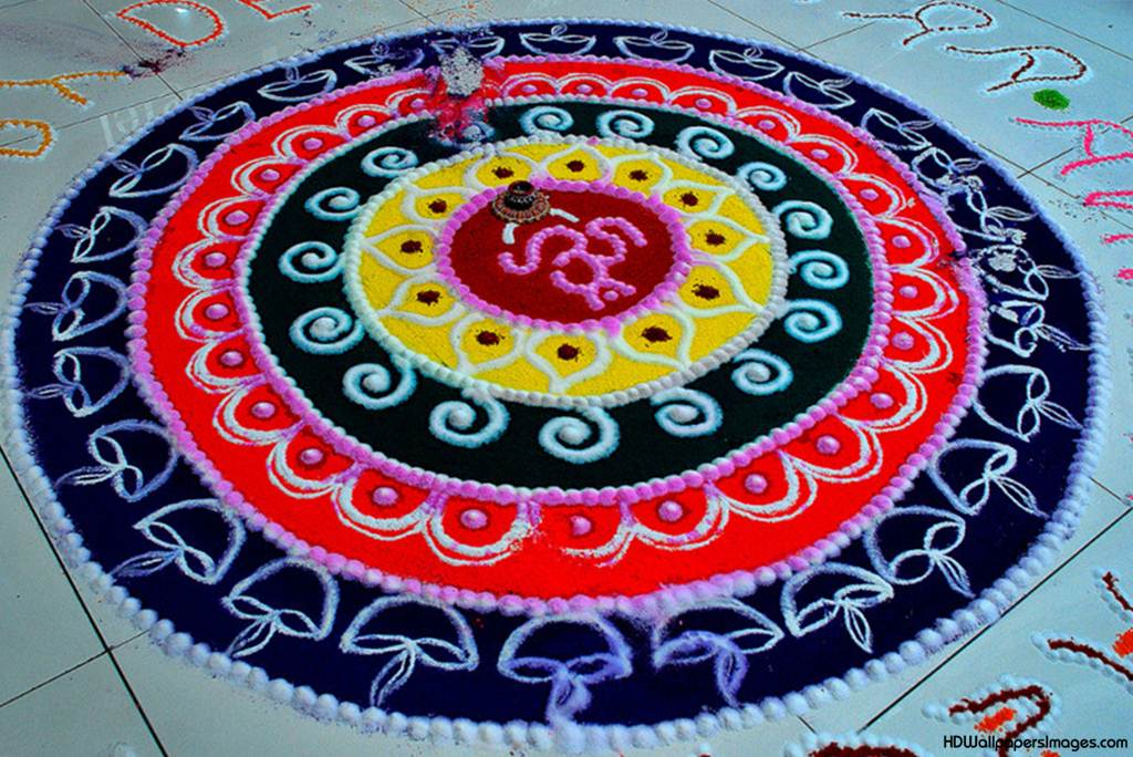 Rangoli Photos for Diwali