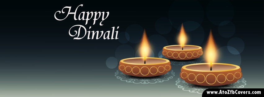 happy Deepavali FB Cover photos