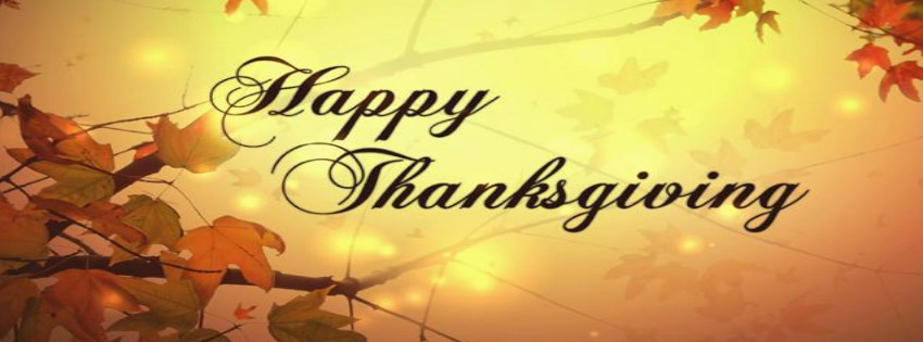 Thanksgiving Messages FB Covers