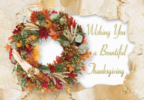 Thanksgiving Greeting Messages