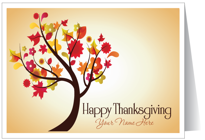 Corporate Thanksgiving Greeting Cards Wblqual Com