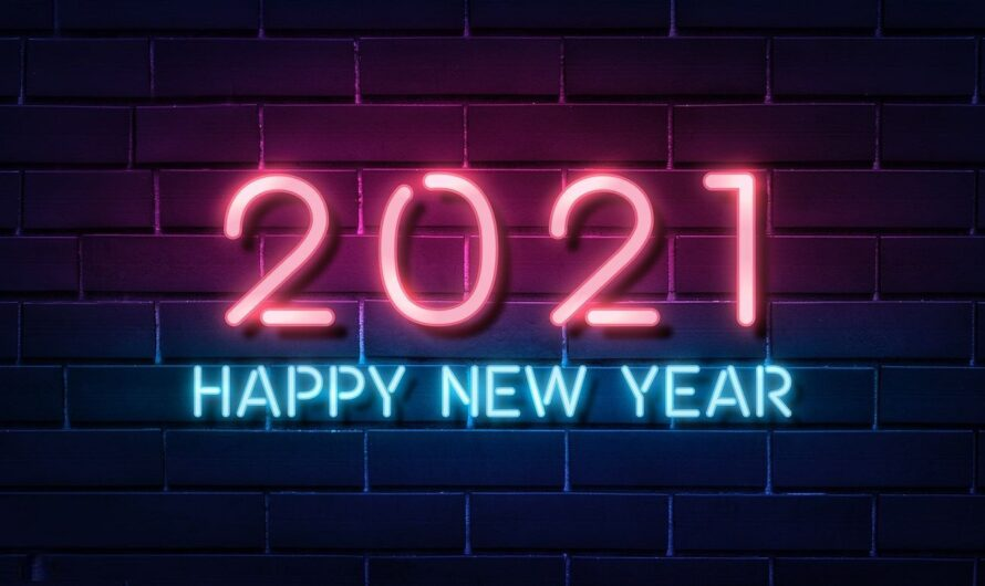 {2021} Happy New Year Images, (HD, 4K ) Photos and Picture [Free Download]
