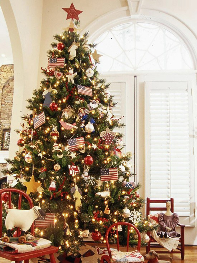 How to do christmas tree decorations artificial How do you decorate a christmas tree