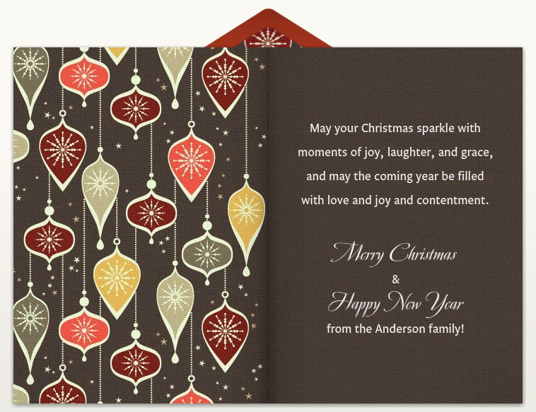 Business christmas cards merry christmas and happy new year 2018 it colourmoves