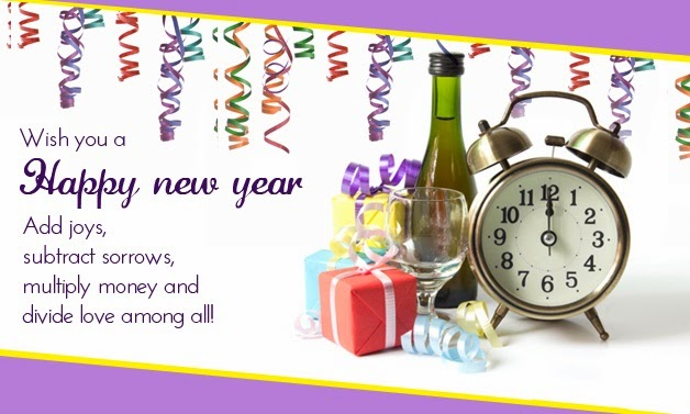 Happy New Year Quotes and Wishes