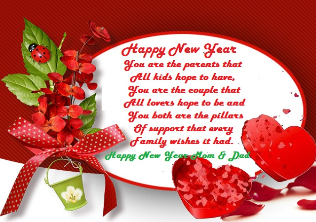 New Year SMS and Messages