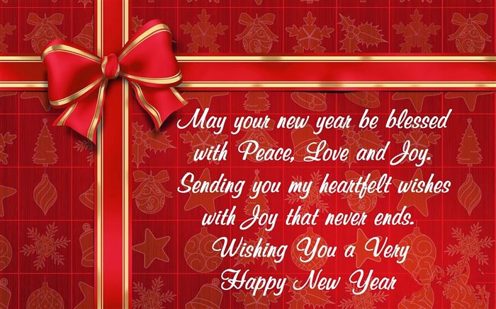 Happy New Year SMS, Quotes and Messages