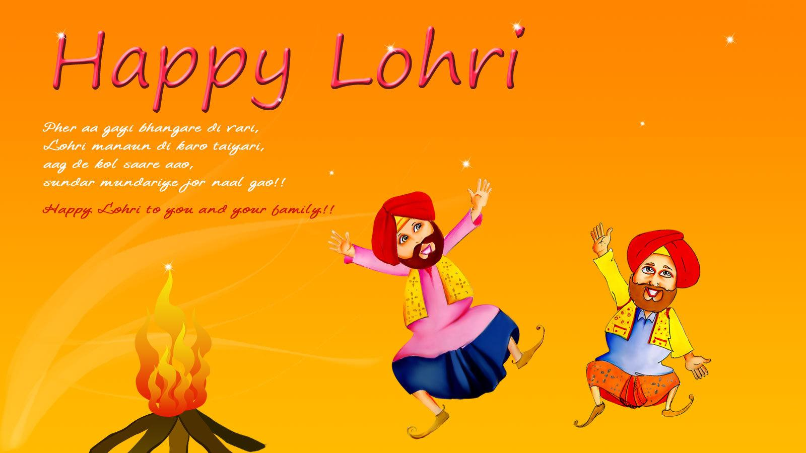 Image result for happy lohri