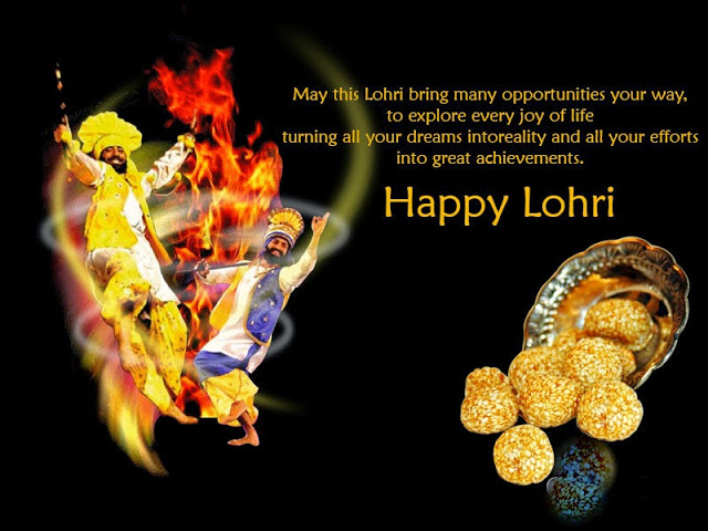 Happy Lohri Pic HD