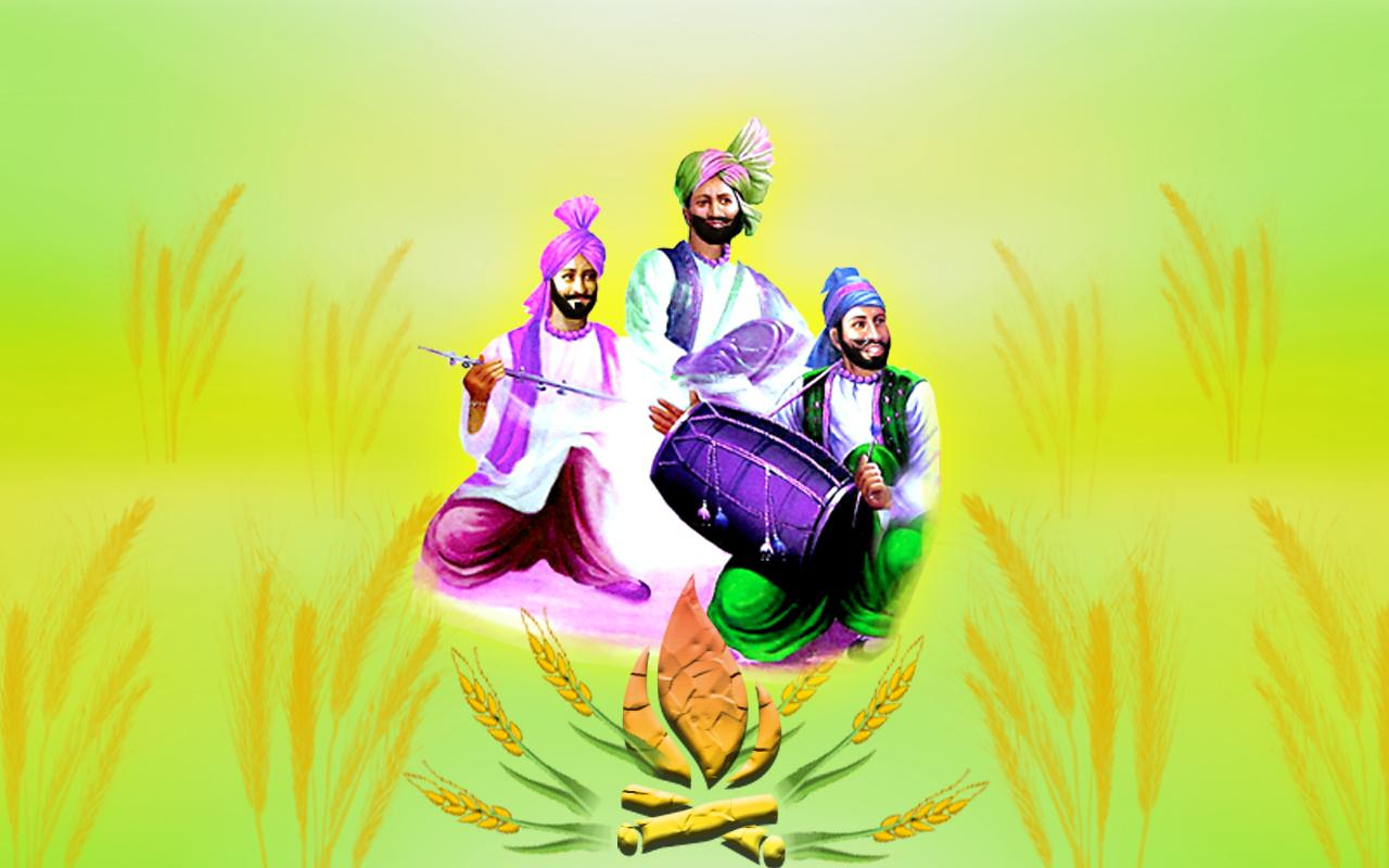 Lohri Festival Wallpapers