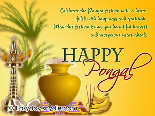 Latest Pongal SMS in Hindi wallpapers for free download