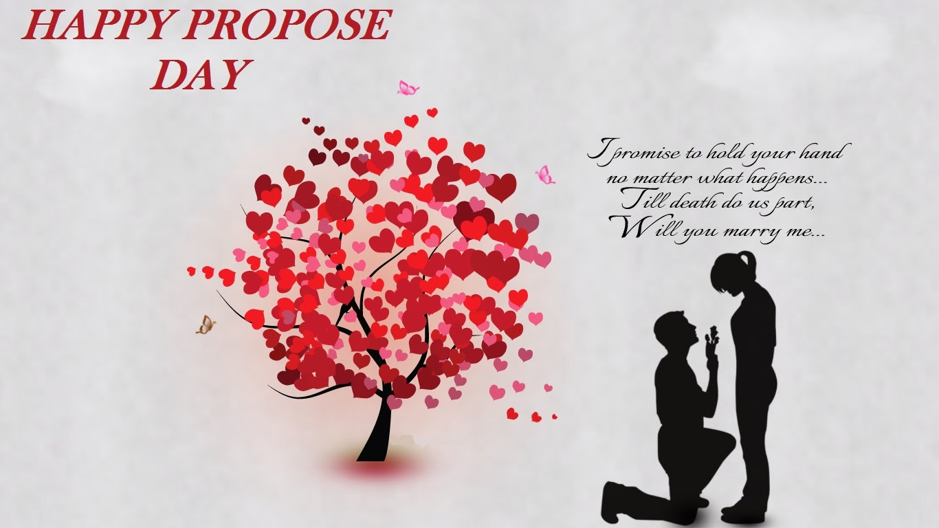 Propose Day Photos, Images and Quotes