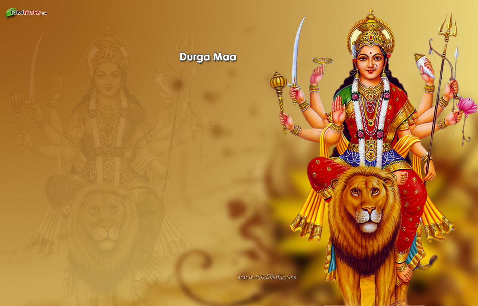 Download Adorable Durga Maa Pictures | Durga Goddess